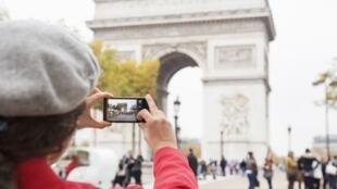Com 38 milhões de visitantes estrangeiros em 2012, a França continua sendo o maior destino turístico do mundo.