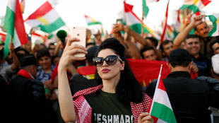 庫爾德人為獨立舉行全民公投