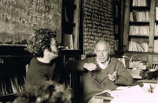 کلود سیمون و ژان ریکاردو