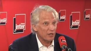 O ex-premiê francês Dominique de Villepin falou sobre a crise venezuelana durante entrevista à rádio France Inter