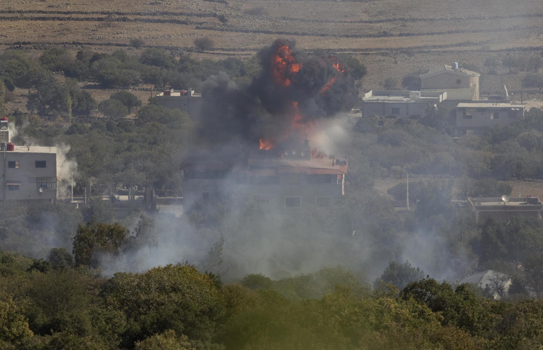 Chiến sự leo thang : Israel oanh kích Gaza, Palestine trả đũa bằng đạn pháo (Reuters)