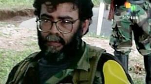Alfonso Cano, le chef des Farc tué par l'armée colombienne, le 4 novembre 2011.