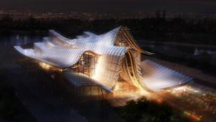 Pavilhão chinês na Expo de Milão