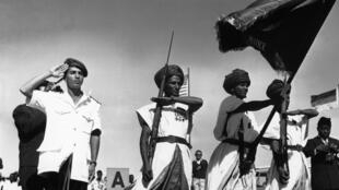Indépendance Mauritanie