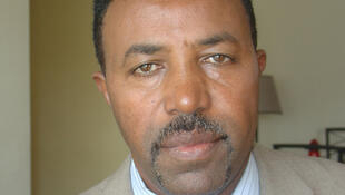 Eritrean journalist Aaron Berhane