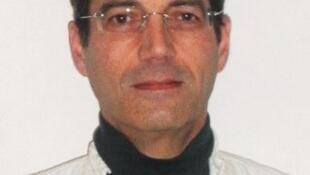 Chân dung nghi phạm Xavier Dupont de Ligonnès trong vụ sát hại cả gia đình tại Nantes. Ảnh đăng ngày 23/04 2011.
