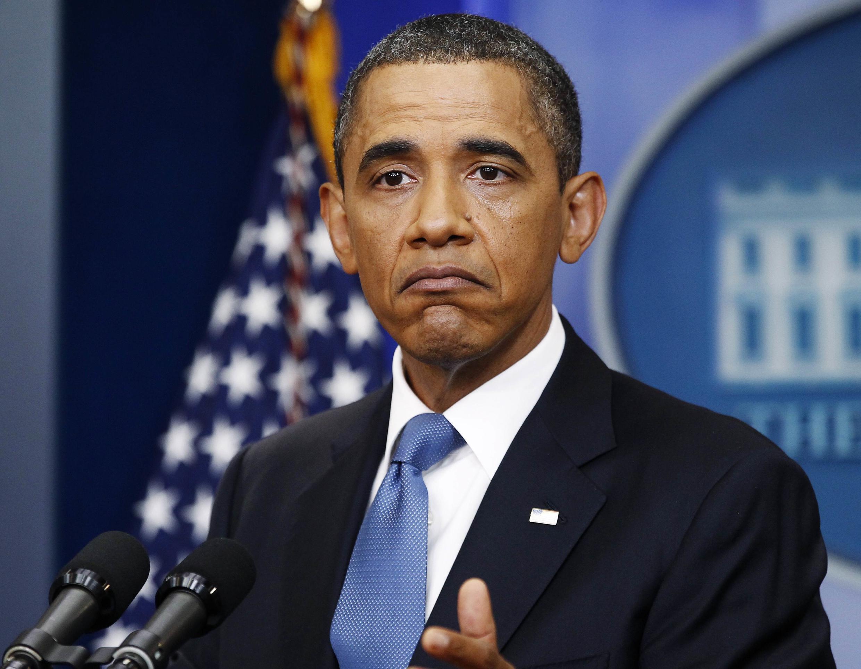 Barack Obama  Julay 11 2011.