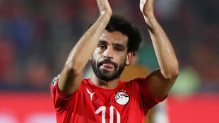 Mo Salah scored two goals during Egypt's run to the last 16 at the Africa Cup of Nations.