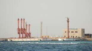 Raffinerie de pétrole à Port-Soudan (photo d'archives 2006).