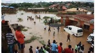 Mafuriko nchini Nigeria yaharibu takribani vijiji 40 huku idadi ya watu kadhaa bado hawaonekani