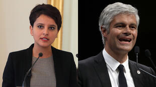 najat vallaud-belkacem - laurent wauquiez