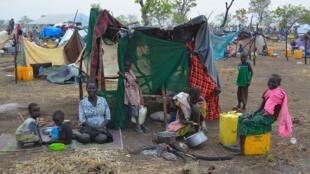 Wakimbizi wa Sudan Kusini wanaoishi nchini Uganda