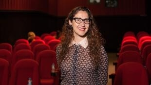 A cineasta Carol Benjamin