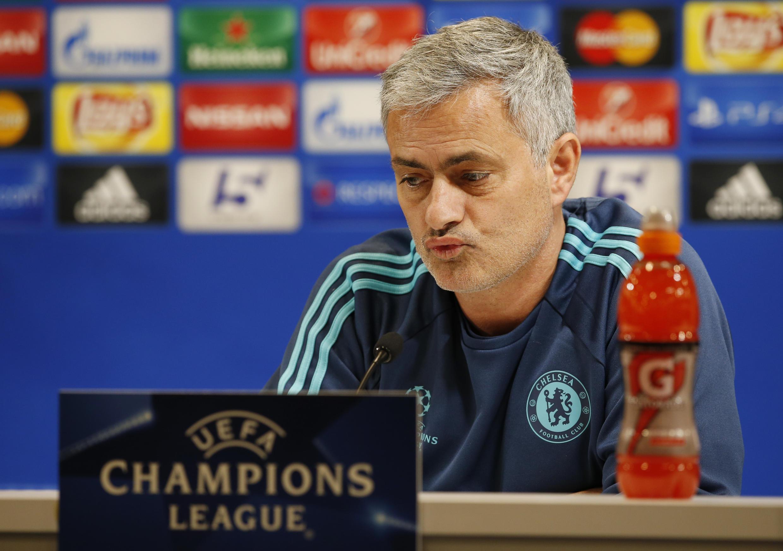 Kocin Chelsea, Jose Mourinho.
