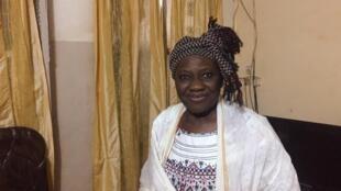 Aissata Cissé, première femme journaliste au Mali et grande voix de la radio disparue le 29 avril 2020.
