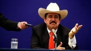 Tsohon Shugaban kasar Honduras- Manuel Zelaya