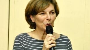 Laure Delaporte, lauréate des Trophées « Social et Humanitaire ».