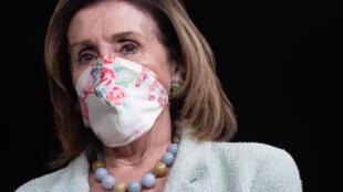 美国众议院议长南希·佩洛西 ,2020 05 27
