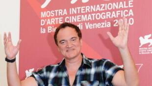 Quentin Tarantino, le président du Jury 2010