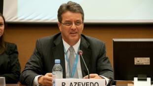 O Brasil apresentou a candidatura do embaixador Roberto Azevêdo para a direção-geral da Organização Mundial do Comércio (OMC).