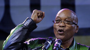 Shugaba Jacob Zuma na Kasar Africa ta Kudu.