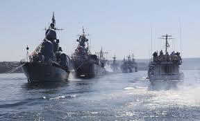 ناوگان جنگی کشورش در مدیترانه