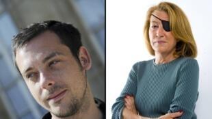 Le Français Rémi Ochlik et l'Américaine Marie Colvin sont morts sous les bombardements de Homs, le 22 février.