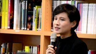台灣文化部長鄭麗君談台灣文化主體性YouTube視頻截圖