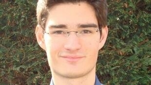 Suspended Front National councillor Maxence Buttey