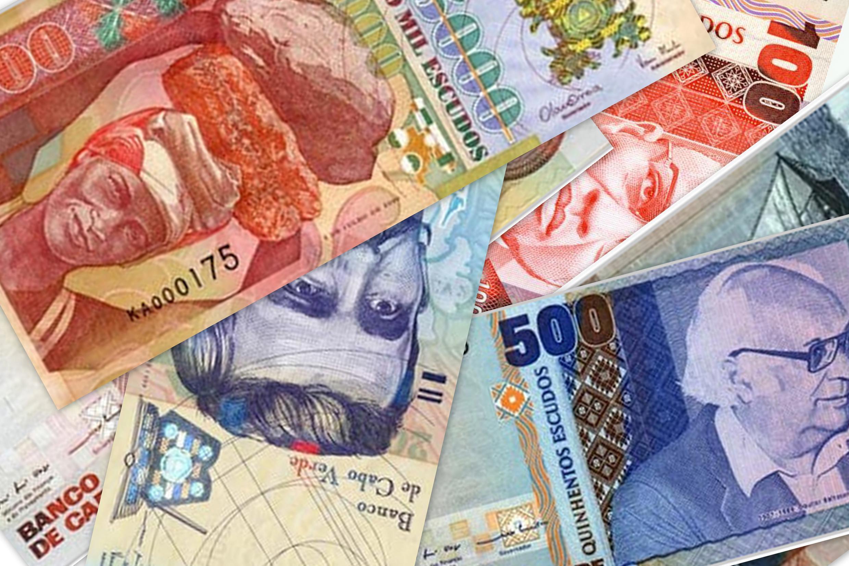 O Escudo, moeda de Cabo-Verde