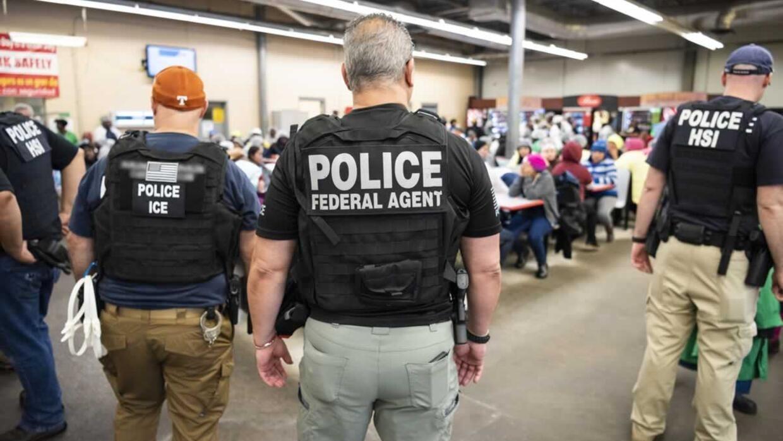 Resultado de imagen de Servicio de Inmigración y Control de Aduanas de Estados Unidos