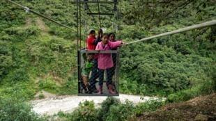 Dans la vallée du Salkantay au Pérou, les habitants subissent de plein fouet les effets du dérèglement climatique.