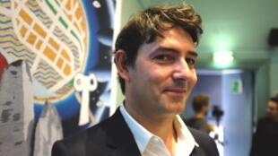 Gaël Charba, directeur artistique de la 17e édition de « Nuit Blanche ».