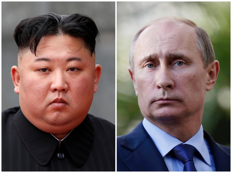 Kim Jong-un e Vladimir Putin realizam cúpula inédita a partir desta quinta-feira, 25 de abril de 2019.