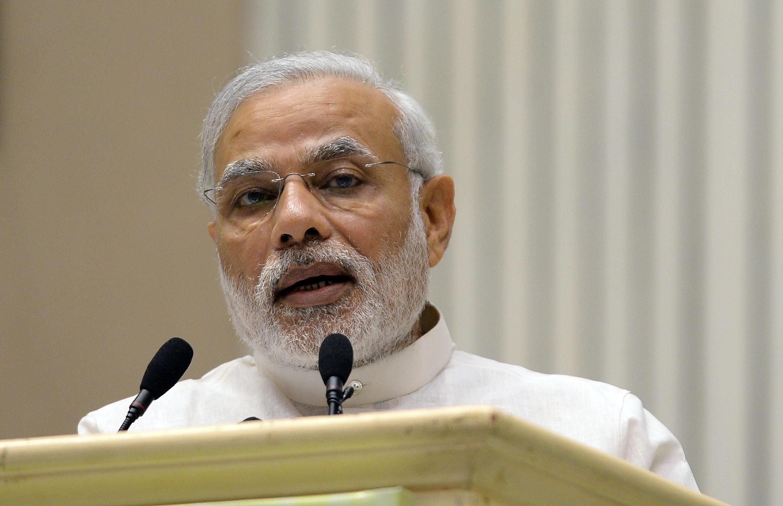 Le Premier ministre indien Narendra Modi avait évoqué cette problèmatique des suicides chez les agriculteurs lors de la campagne des élections législatives.