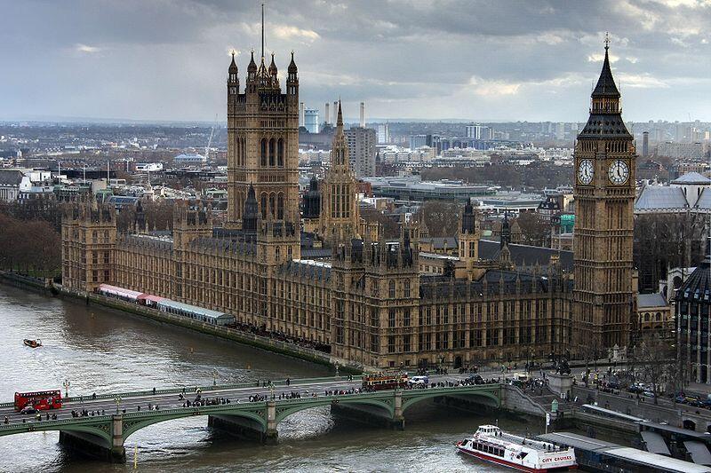Khu Westminster, trung tâm thủ đô Luân Đôn, nơi tên tuổi chủ nhân 10% bất động sản bị che giấu.