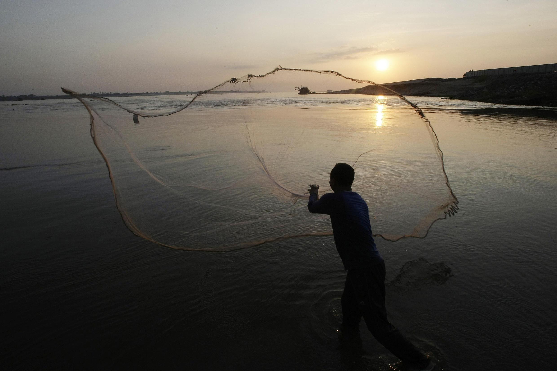 Mekong River Cambodia