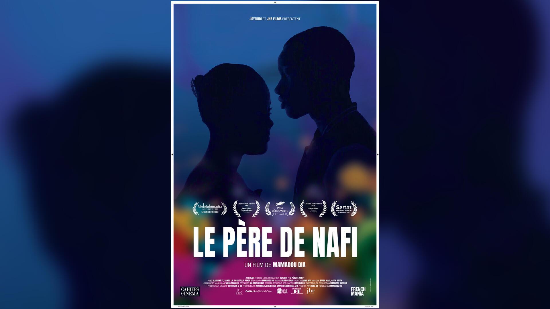 Cinéma - Affiche Le père de Nafi - Mamadou Dia - Tous les cinémas du monde
