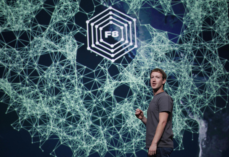 Mark Zuckerberg, nhà sáng lập Facebook, nhân một hội nghị tại San Francisco, ngày 22/09/2011.
