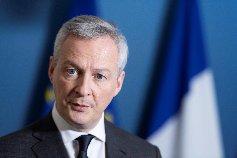 Bruno Le Maire a donné lundi après-midi le coup d'envoi des débats à l'Assemblée nationale sur le projet de loi visant les Gafa.