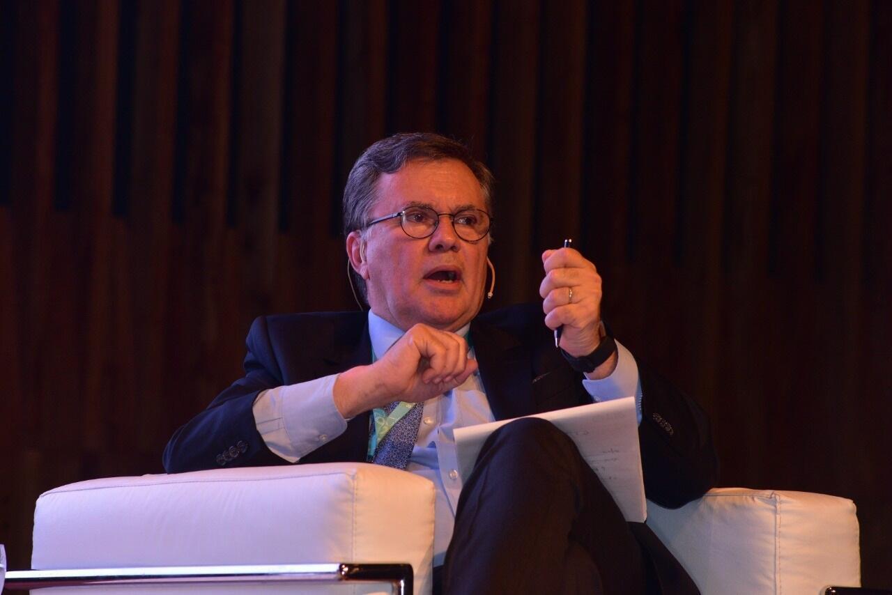 Manuel Otero director del IICA
