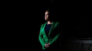 Mary-Lou Mcdonald est la nouvelle président du parti républicain, le Sinn Fein.