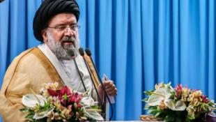 احمد خاتمی امام جمعه موقت تهران