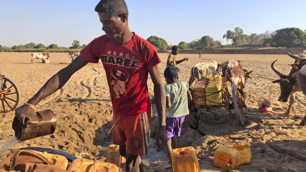Grand Sud de Madagascar: des plans très ambitieux, mais des besoins immédiats