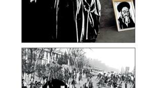 Iran, imágenes de una revolución