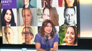 Lucía Ongay es co-fundadora de los Gerety Awards, un festival de publicidad que quiere acabar con los estereotipos machistas.