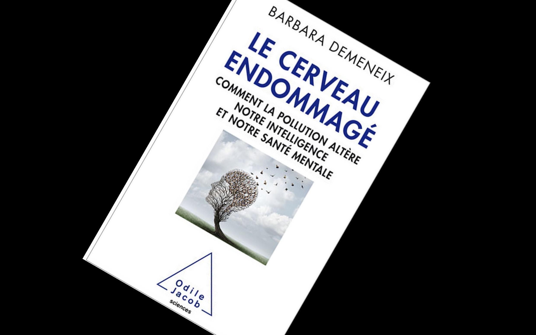 Capa do livro da bióloga Bárbara Demeneix
