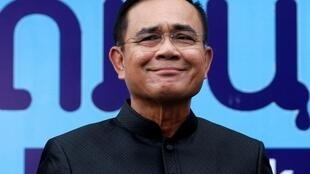 Tướng Prayuth Chan-ocha chính thức đắc cử thủ tướng Thái Lan.