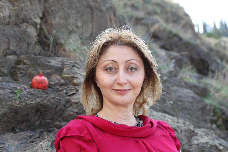 Tinatin Mzhavanadze