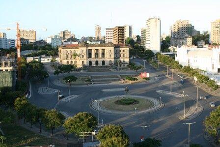 Maputo, capital moçambicana, onde o encontro deverá decorrer entre o líder da Renamo e o presidente da República.
